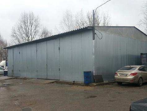 Сдается в аренду холодный склад, 208 м2, п.Дружный - Фото 1
