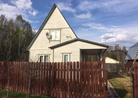 Продается 2-х этажная дача 70 кв.м. на участке 9.5 соток ( есть воз - Фото 2