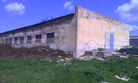 Продажа склада, Симферополь - Фото 1