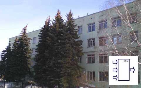 Уфа. Офисное помещение в аренду ул. Зорге. Площ. 60 кв.м - Фото 1