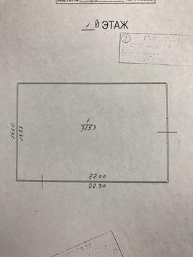 Сдается отдельно стоящий гараж/ангар, 333 кв. м - Фото 2