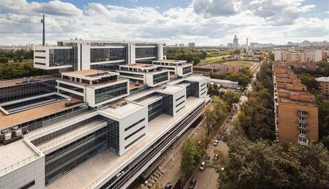 Офис 263 м2 класса А у Парка Победы, Василисы Кожиной 1 - Фото 2