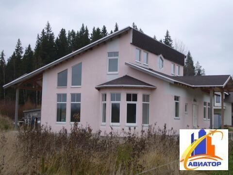 Продается дом в поселке Верховский - Фото 1