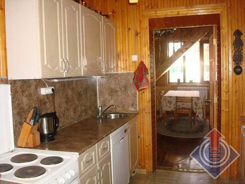 Жилой дом 189 м2 и баня на участке 43,5 сот. в д. Годуново, ул. Тихая - Фото 3