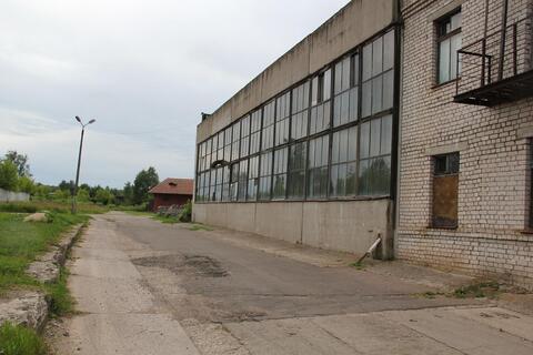 Производственное предприятие 12 000 м2, участок 3,5 га. - Фото 4