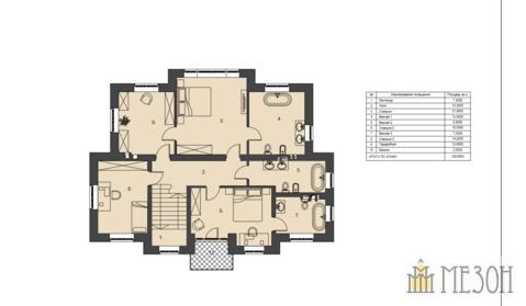 В кп Европа-3 (Английский квартал) продается современный кирпичный дом - Фото 4