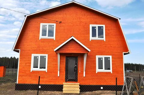 Деревня финеево дом 100 кв.м. 5 комнат на участке 13 соток! - Фото 2