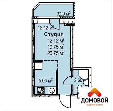Новостройка, д. Васильевское, рядом с г. Серпухов - Фото 1