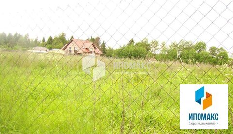 Участок 15 соток ИЖС, д.Белоусово,40 км от МКАД, Киевское шоссе - Фото 1