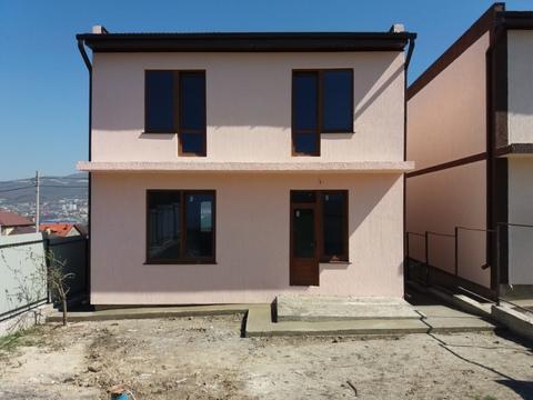 Купить дом в Новороссийске новый, двухэтажный - Фото 2