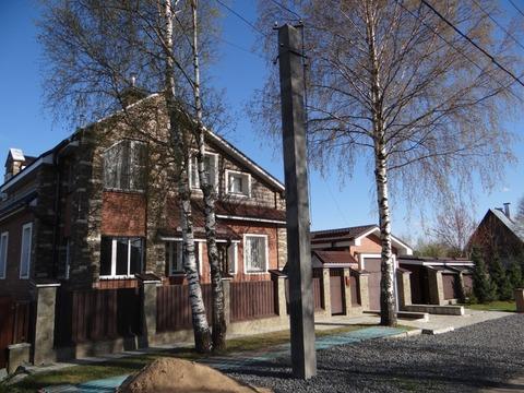 Дом с участком в г. Кимры рядом с лесом и гаражом для катера на воде - Фото 3
