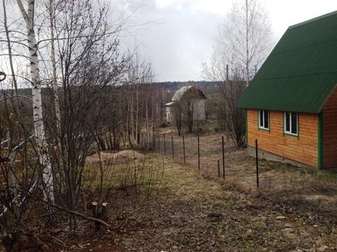 П. Тучково, 4-я Григоровская, участок 30 соток с двумя строениями - Фото 4