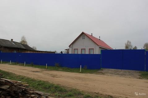 Дом 80 кв.м. участок 15 сот, Костромская обл, с. Орехово - Фото 1