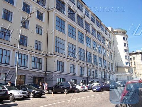 Сдам офис 330 кв.м, бизнес-центр класса B «Yauza Plaza» - Фото 1