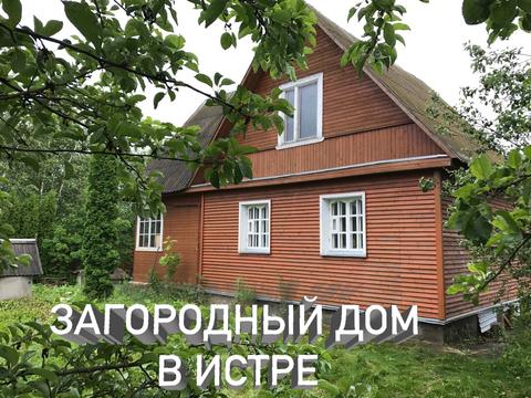 Продажа дома в Истре - Фото 1