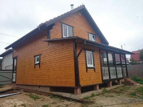 Балабаново. Дом 125 м2 у границы города, все удобства. 79 км. Киев. ш - Фото 3