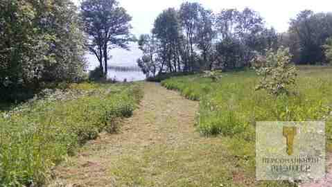 Участок возле озера - Фото 3
