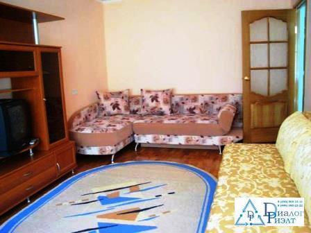 Комната в 2-й квартире в Москве, Некрасовка Парк, до м.Выхино 22м авто - Фото 1