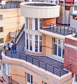 Продажа 420 кв.м пентхаус с террасой, башней высокими потолками в спб - Фото 4