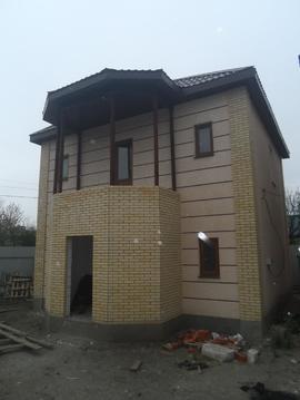 Новый дом в Таганроге 107 кв. м. - Фото 1