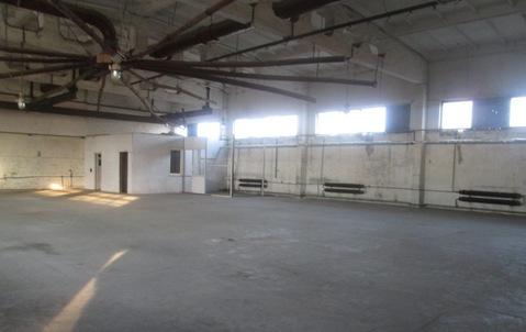 Под склад, производство 478 м2 - Фото 1