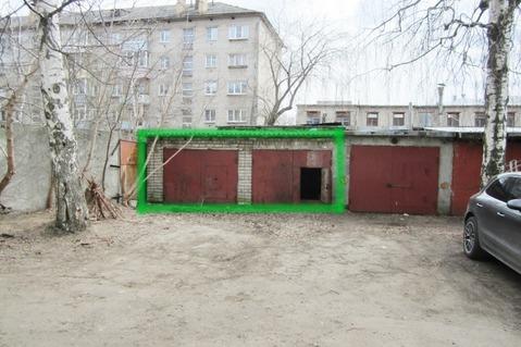 Продажа гаража, Ярославль, Ул. Рыбинская