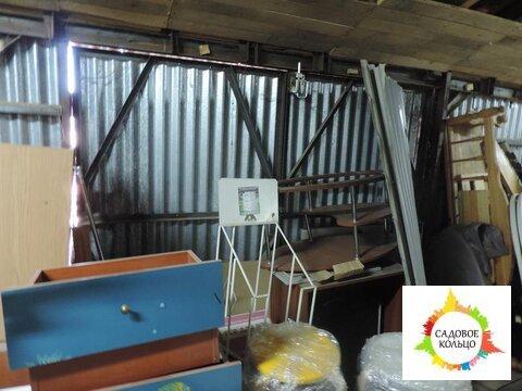 Неотапливаемый сухой склад в металлической пристройке к зданию торгово - Фото 3