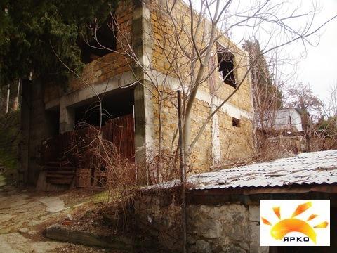 Продается земельный участок в Ялте с недостроем! - Фото 1
