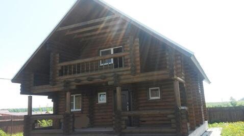 Продается 2х этажная дача 130 кв.м. на участке 10 соток - Фото 1