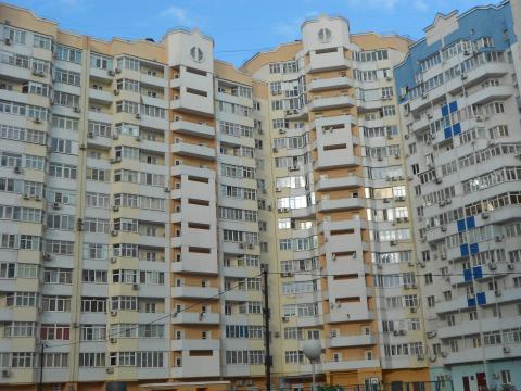 Добротная трехкомнатная Квартира в Южном районе Города. - Фото 1