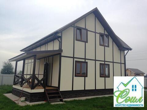 Дом 160 кв, м, 10 соток в деревне Шарапово - Фото 3