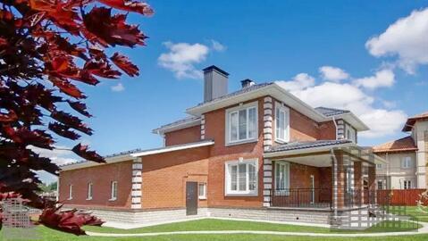 Новый дом в Николино, Рублевско-Успенское шоссе - Фото 1