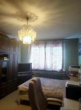 Продается двухкомнатная квартира, комнаты изолированные, выход на лодж - Фото 5