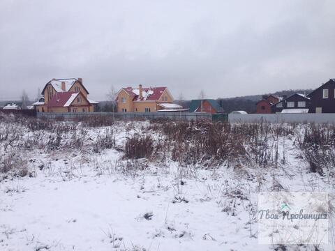 Участок 12,5 соток в деревне Беляево Чеховский район - Фото 3