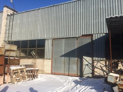 Аренда производственного помещения 1800 м2 с кран-балкой 5 тон - Фото 3