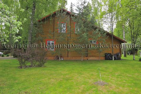 Глашино. Жилой дом с банно-бассейным комплексом, гостевым домом в лесу - Фото 4