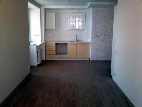 Квартира с дизайнерской отделкой, 2 комнаты, ул. Менякина д. 1 - Фото 5