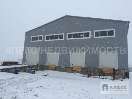 Аренда склада пл. 1300 м2 Селятино Киевское шоссе в складском . - Фото 1