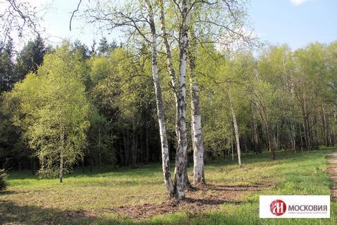 Лесной участок 15 соток в клубном поселке, 27 км по Калужскому ш. - Фото 1
