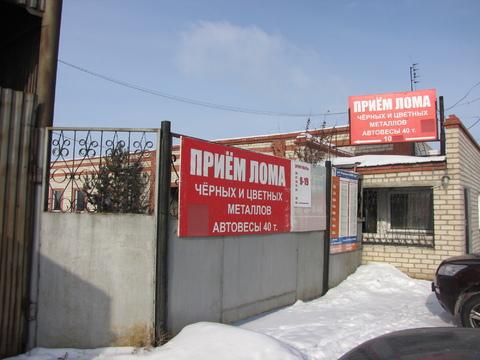Пром база с Ж\Д тупиком в г.Троицке под производство, склад и тд - Фото 1