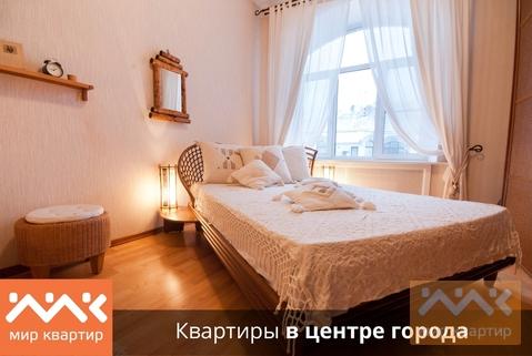 Аренда квартиры, м. Петроградская, Каменноостровский пр. 73-75 - Фото 1