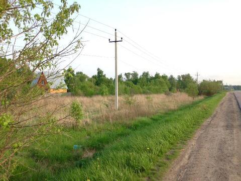 Продам участок 50 сот. пром назначения вдоль дороги, Домодедово - Фото 3