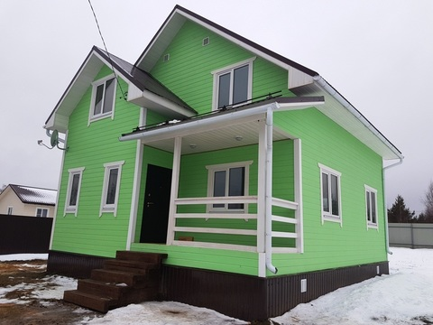 Продам Новый Дом д.Бережки - Фото 1