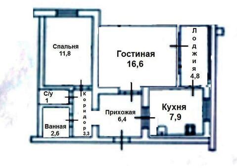 Квартира в районе Гимназии - Фото 2