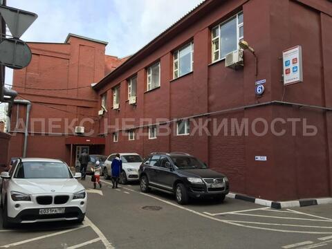 Аренда офиса пл. 66 м2 м. Волгоградский проспект в административном . - Фото 5