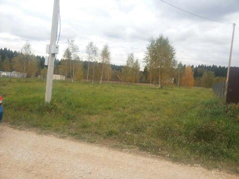 Земельный участок в Новой Москве - Фото 1