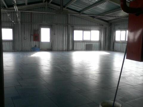 Тёплые склады от 428м2 - Фото 2