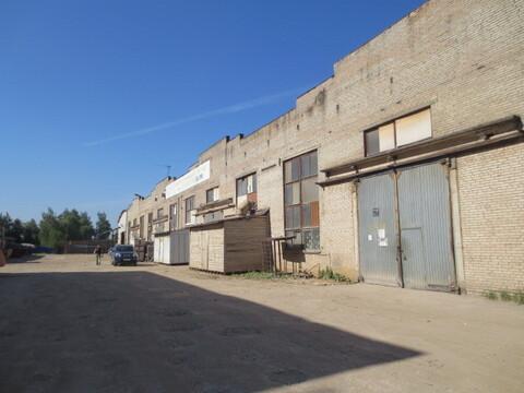 Производственно складской комплекс 17.000 м2, Поварово - Фото 1