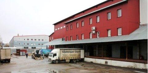 Произв-складской комплекс 4000 м2 в Химках, Заводская 20 - Фото 2
