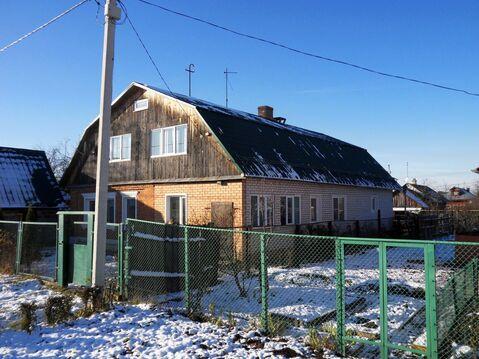Двухэтажный кирпичный дом в центре г. Кохма. - Фото 4